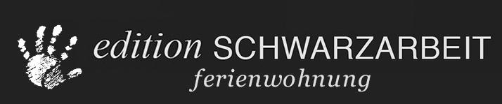 Logo edition Schwarzarbeit